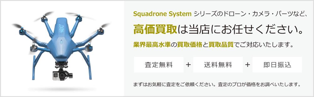 Squadrone Systemの高価買取は当店にお任せください。